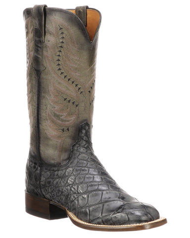 Men's Troy Giant Gator Boots