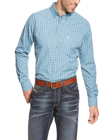 Men's Matson Pro Series Plaid Shirt