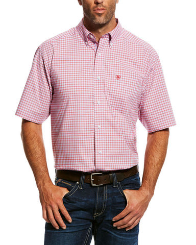 Men's Mullinax Performance Western Shirt