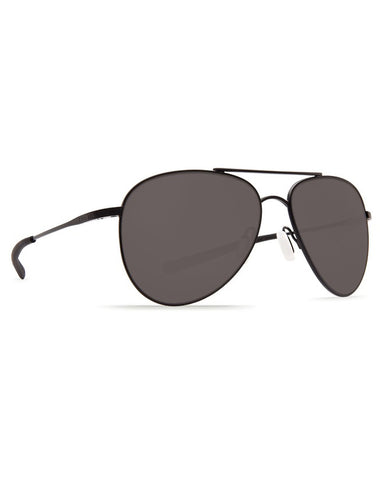 Cook Gray Mirror Sunglasses