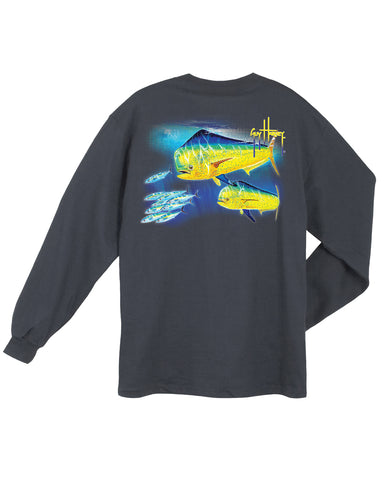 Men's Double Dorado Long Sleeve T-Shirt