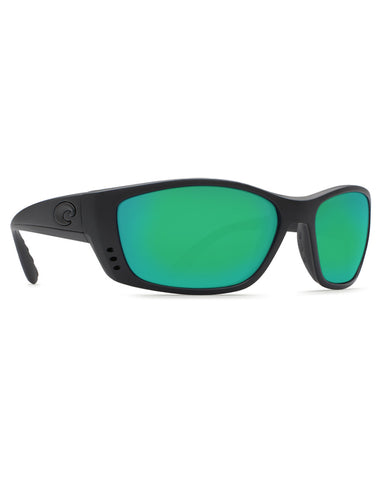 Fisch Green Mirror Sunglasses