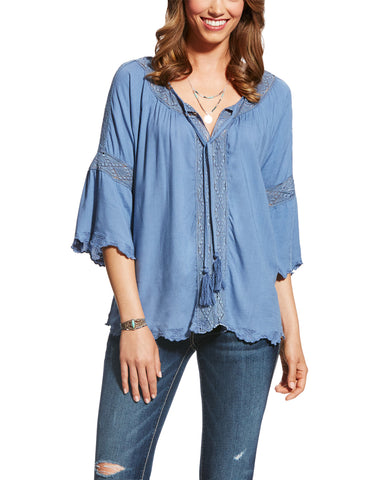 Women's Maria Bella 3/4 Sleeve Blouse
