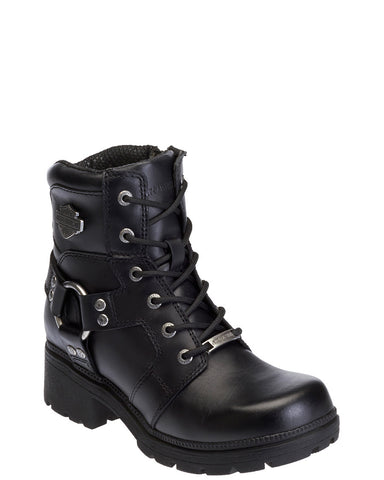 "Womens Jocelyn 6"" Lace-Up Boots"