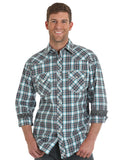 Men's 20X Competition Advanced Comfort Western Shirt - Turquoise