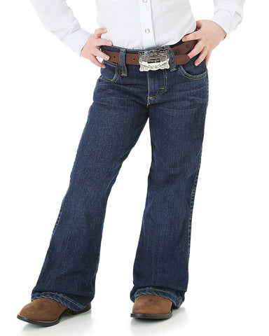 Girl's Premium Patch Jeans