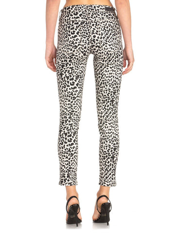 Women's Animal Print Skinny Jeans