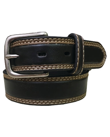 Kid's Padded Leather Belt