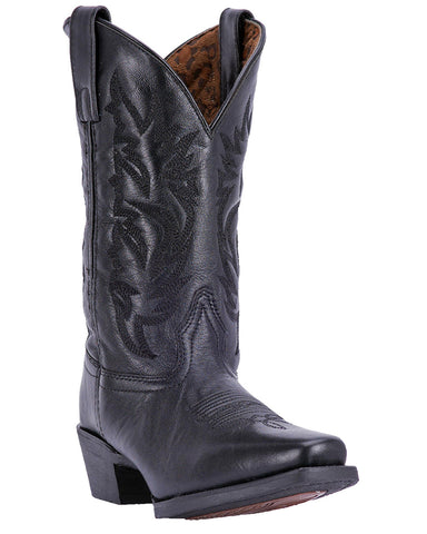 Womens Christine Square Toe Western Boots