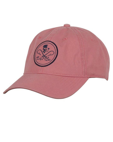 Salt Life Gaffed Ball Cap - Coral