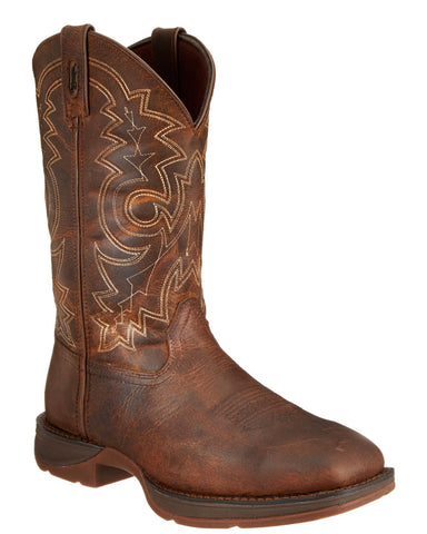Men's Rebel Steel-Toe Pull On Boots