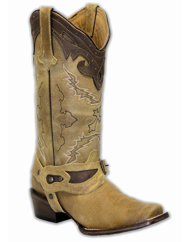 Women's Sand Harness Boots