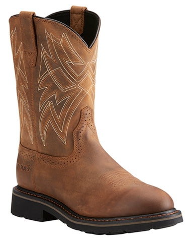 Men's Sierra Everett Pull-On Boots