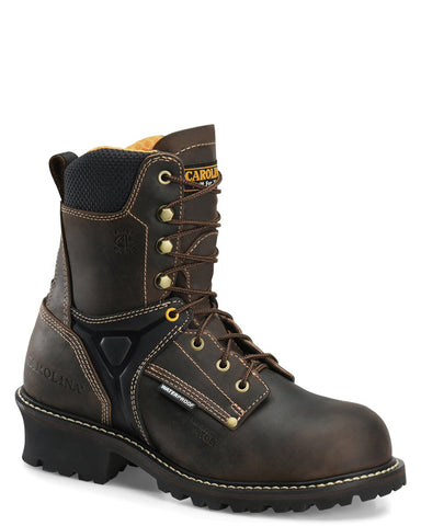 Men's Timber Comp-Toe Logger Work Boots