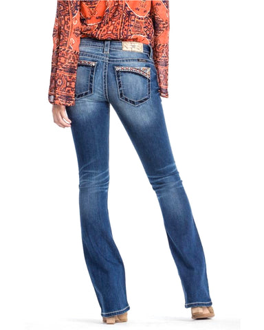 Women's Sunset Valley Boot Cut Jeans
