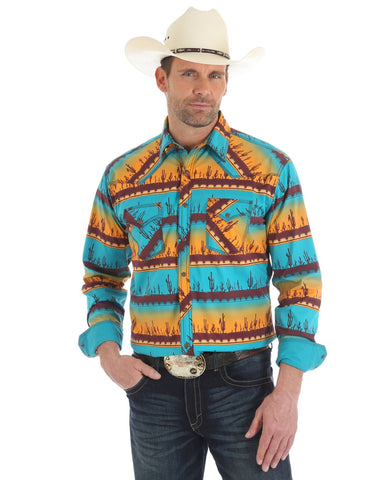 Men's 20x Competition Long Sleeve Western Shirt