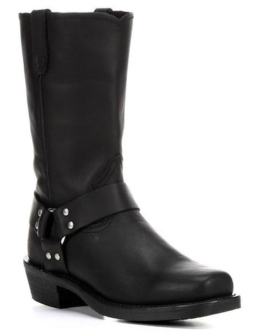 Men's Harness Pull-On Boots
