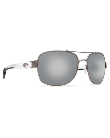 Cocos Silver Mirror Sunglasses