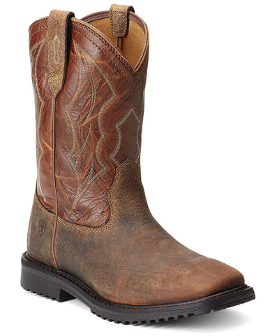 Men's RidgeTek Pull-On Boots