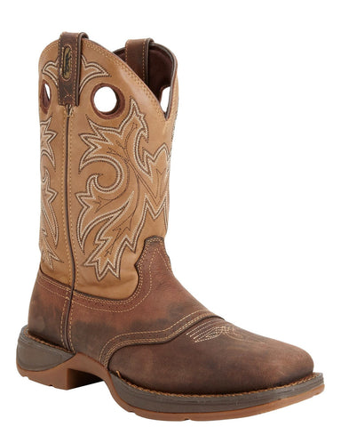 Mens Rebel Saddle Up Boots