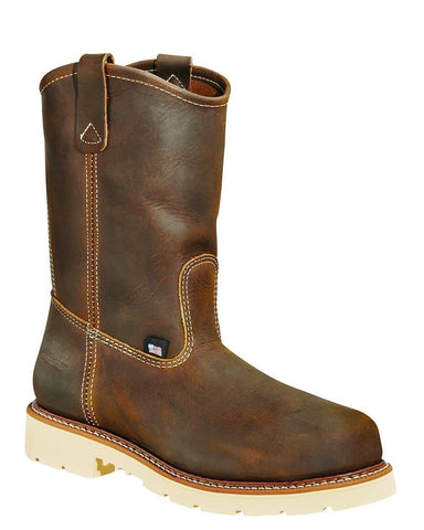 Men's American Heritage Safety-Toe Pull-On Boots