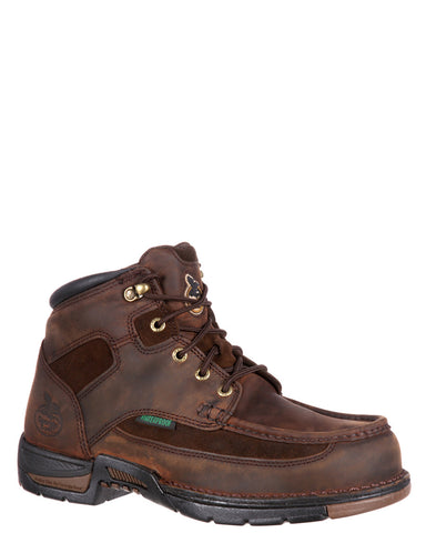 "Mens Athens 6"" Lace-Up Boots"