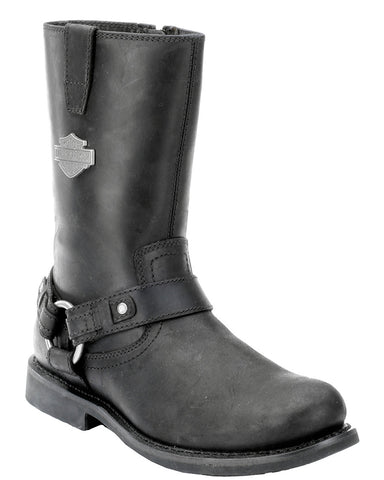 Men's Josh Size-Zip Pull-On Boots