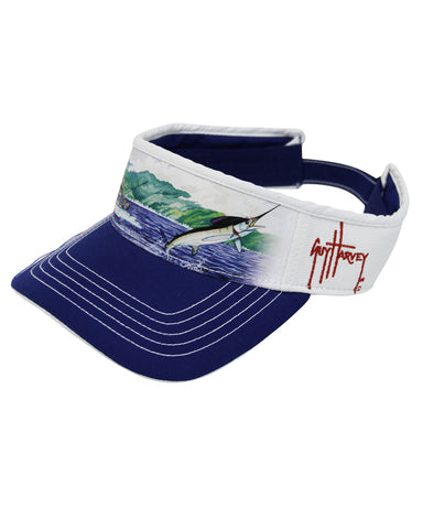 Guy Harvey's Bullitt Visor