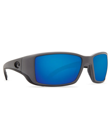 Blackfin Blue Mirror Sunglasses - Gray