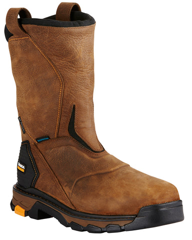 Mens Intrepid H20 Pull-On Boots