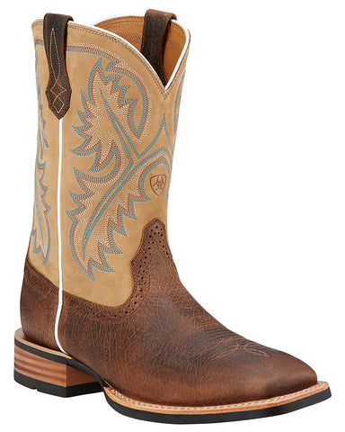 Men's Quickdraw Boots - Tumbled Bark