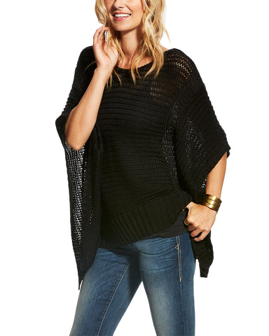 Womens Tina Pullover Poncho