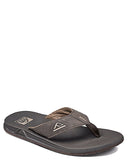 Mens Phantoms Flip-Flops - Brown