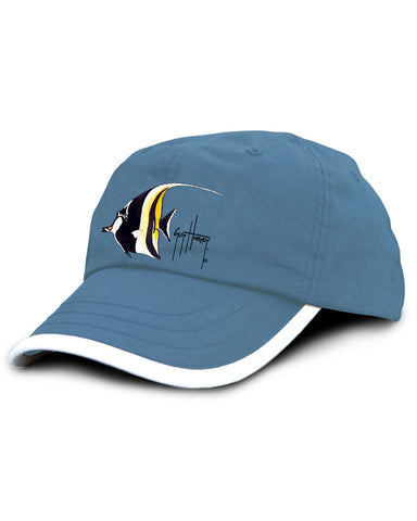 Guy Harvey's Idol Ball Cap - Denim