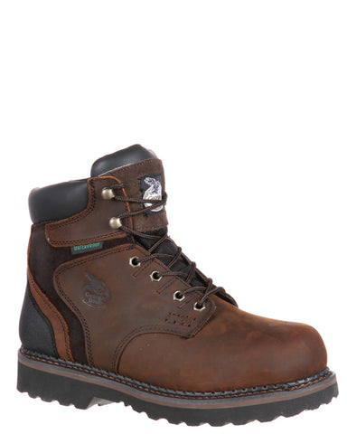 Men's Brookville Lace-Up Boots