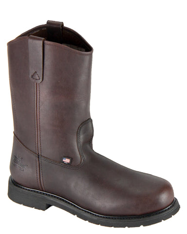Men's Oil Rigger Safety Toe Wellington Boots