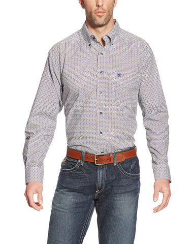 Men's Reyne Printed Shirt