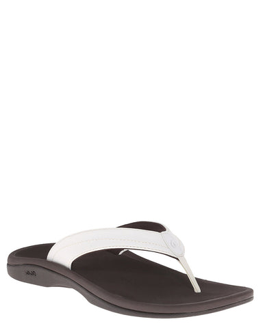 Women's Ohana Sandals - White