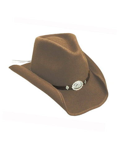 Hollywood Drive Wool Cowboy Hat