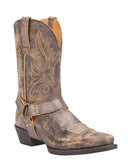 Mens Easy Step Tack Room Harness Boots