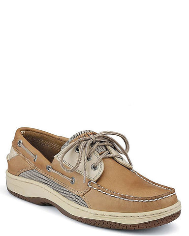 Men's Billfish 3-Eye Boat Shoes - Tan