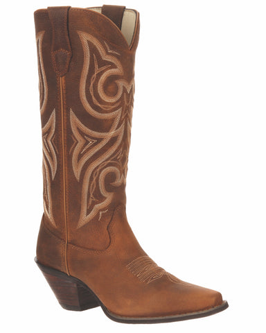 Womens Crush Jealousy Boots - Tan