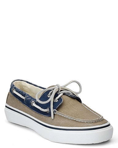 Men's Bahama 2-Eye Shoes - Navy