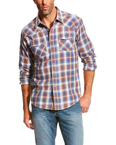 Men's Robley Retro Long Sleeve Western Shirt