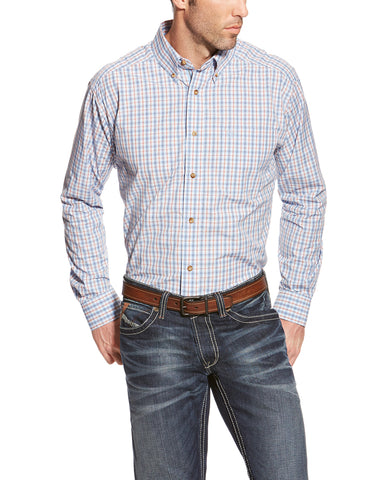 Men's Jimmy Western Plaid Shirt