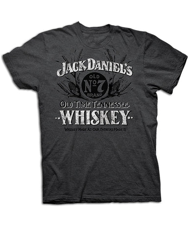 Mens Old Time Tennessee Whisky T-Shirt