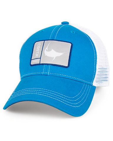 Costa Original Patch Marlin Ball Cap