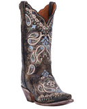 Womens Julissa Heavy Embroidered Boots