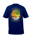 Salt Life Laid Back T-Shirt - Navy