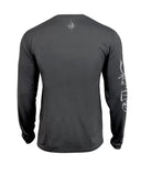 Salt Life Captain SLX UVaporn Long Sleeve Shirt - Black